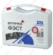 Аптечка первой помощи работникам ФЭСТ (пластиковый кейс, состав - по приказу N169)