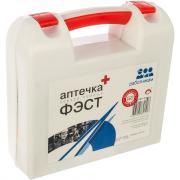 Аптечка для оказания первой помощи работникам в пластиковом кейсе фэст ф.2