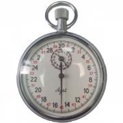 Секундомер механический Агат СОПпр-1В-3-000 (цена деления 0,1 с), 50x18x70 мм Агат Секундомер механический