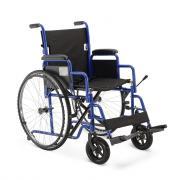 Кресло-коляска для инвалидов, литые колеса, Армед H 003, ширина сиденья: 46 см
