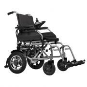 Кресло-коляска c электроприводом Ortonica Pulse 160 (электроколяска) пневматические колеса