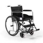 Кресло-коляска инвалидная складная Армед H 007 (ширина сиденья 46см) (пневматические колеса)