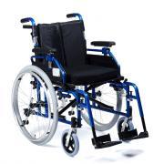 Кресло-коляска для инвалидов Армед 5000 пневмо колеса (ширина сиденья 44 см)