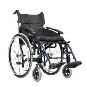 Кресло-коляска Ortonica Base 185 (400, Цельнолитые)