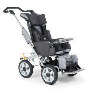 Кресло-коляска для детей с ДЦП Akces-med Рейсер-2 (Сталь, Без навеса)