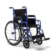Кресло-коляска для инвалидов Армед H 035 (17 дюймов - 43.5см) (пневмо колеса)