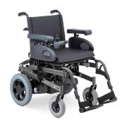 Кресло-коляска c электроприводом Sunrise Medical Rumba (электроколяска) пневматические колеса (48см) серая