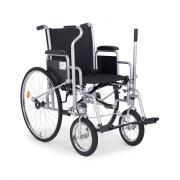 Кресло-коляска инвалидная с рычажным приводом Армед Н 005 (для правшей)