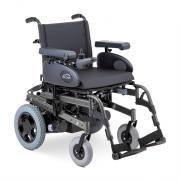 Кресло-коляска c электроприводом Sunrise Medical Rumba (электроколяска) пневматические колеса (42см) серая