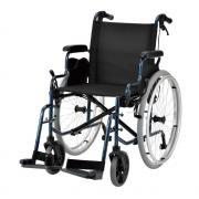 Кресло-коляска с откидными подлокотниками и съемными подножками NOVA TN-502