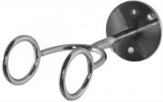 Крючок-держатель для костылей нерж. сталь AISI 304