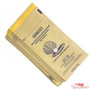 "Крафт-пакеты для стерилизации ""КлиниПак"", (100*200 мм), 100 шт. Nail Service."