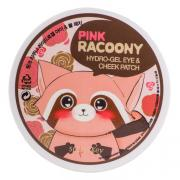 Secret Key Pink Racoony HydroGel Eye and Cheek Patch