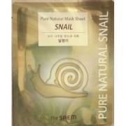 Маска The Saem Pure Natural Mask Sheet Snail 20 мл