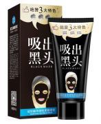 Маска для лица Чёрная маска - пленка для лица с гиалуроновой кислотой для удаления чёрных точек - One Spring, 60 гр