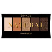 Палетки Divage Palettes Eye Shadow (Natural)
