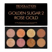 Румяна Палетка Makeup Revolution Ultra Palette Golden Sugar 2 Rose Gold