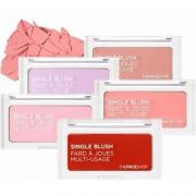 Румяна The Face Shop Single Blush (RD01)