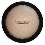Пудра-хайлайтер для лица Pierre Rene Face Highlighting Powder Glazy Look 01
