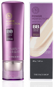 THE FACE SHOP Power Perfection BB Cream SPF37/PA++ #V201 Apricot Beige BB Крем, 40 г