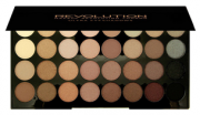 Makeup Revolution Ultra 32 Shade Eyeshadow Palette Beyond Flawless - Палетка из 32 оттенков
