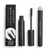 Аксессуары для бровей Makeup Revolution Набор для бровей Revolution PRO Brow Fix Kit