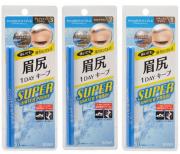 Sana, Жидкая подводка для бровей, водостойкая Power Style Super Water Proof Liquid Eyebrow, 3,5 мл (3 тона, 3,5 мл, Темно-коричневая