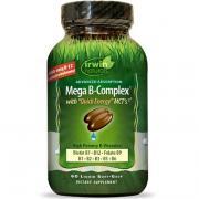 Mega B Complex с СЦТ Quick Energy, 60 мягких желатиновых капсул с жидкостью