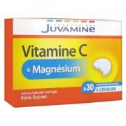 Жувамин Витамин C и Магний (Juvamine, Multivitamins) 30 таблеток