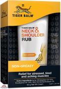 Tигровый обезболивающий крем-бальзам для шеи, Tiger Balm Neck and Shoulder Rub 50 гр