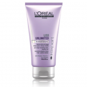 Разглаживающий термо-крем для вьющихся волос L'Oreal Professionnel Liss Unlimited 150 мл