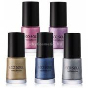 The Saem Eco Soul Nail Collection Prism