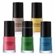The Saem Eco Soul Nail Collection Jelly