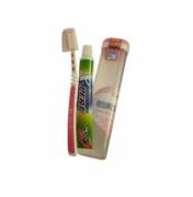 Набор зубная паста + щетка New Portable Doctor+ Expert Toothpaste, CLIO 1 шт/50 мл