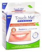 Зубной порошок Тач Ми! - Touch Me! - с Мятой для курящих, 50 гр.