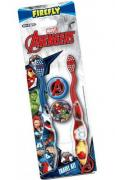 Firefly Avengers набор детских зубных щеток, 3-6 лет, 2 шт