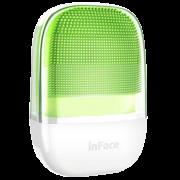 Массажер для лица с ультразвуковой очисткой Xiaomi inFace Electronic Sonic Beauty Facial MS2000 Зеленый