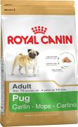 "Корм сухой Royal Canin ""Adult Pug"", для собак породы мопс от 10 месяцев, 7,5 кг"