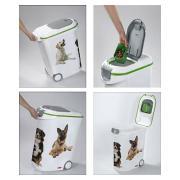 Curver Контейнер PETLIFE для хранения корма Dogs 20 кг