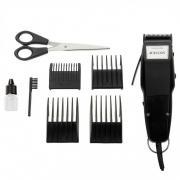 Машинка для стрижки домашних животных MOSER 1400, сталь, черная, 10 Вт