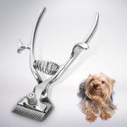 Собаки / Коты Уход Машинки для стрижки и триммеры Влажная чистка / Прочный Серебряный