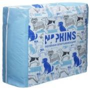 Napkins Впитывающие пеленки для собак (гелевые) 60*60см, 30шт. 300 г 261243