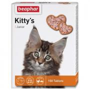 Добавка в корм Beaphar Kitty's Junior + Biotine 150 шт.