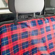 FERPLAST CAR SEAT COVER Защитный чехол-гамак для заднего автомобильного сидения