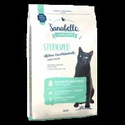 Корм для кошек SANABELLE Sterilized для кастрированных и стерилизованных кошек, птица сух. 10кг