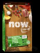 NOW FRESH сухой корм беззерновой для котят с индейкой, уткой и овощами 3,63 кг