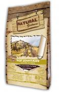 Сухой корм для кошек Natural Greatness Top Mountain, кролик, 18 кг