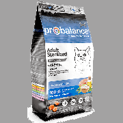 "Сухой корм для кошек Probalance ""Sterilized"", 10кг"