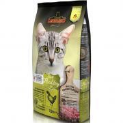 Корм для кошек Leonardo Poultry GF с чувствительным пищеварением, беззерновой, птица сух. 7,5кг