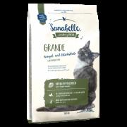 Корм для кошек SANABELLE Grande для крупных пород беззлаковый, птица сух.10кг